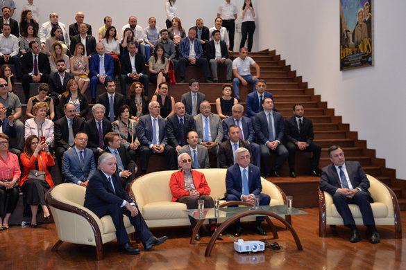 Charles Aznavour's Interactive Museum Opens in Yerevan