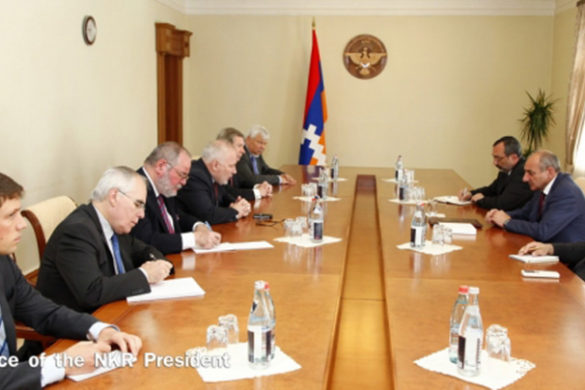 OSCE Minsk Group Co-Chairs Visit Armenia and Karabakh