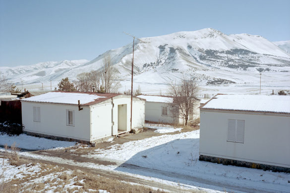 In the Country of Stones: French Photographer Nicolas Blandin Journeys Through Armenia