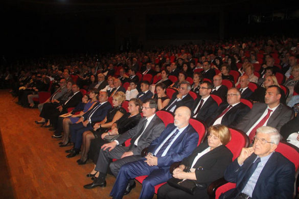 Istanbul Hosts First-Ever Celebration of Armenia's Independence Anniversary