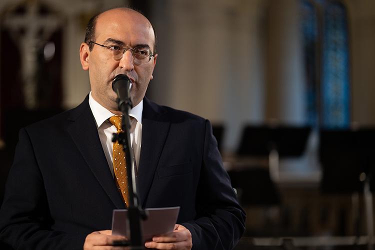 Ambassador Mkrtchyan