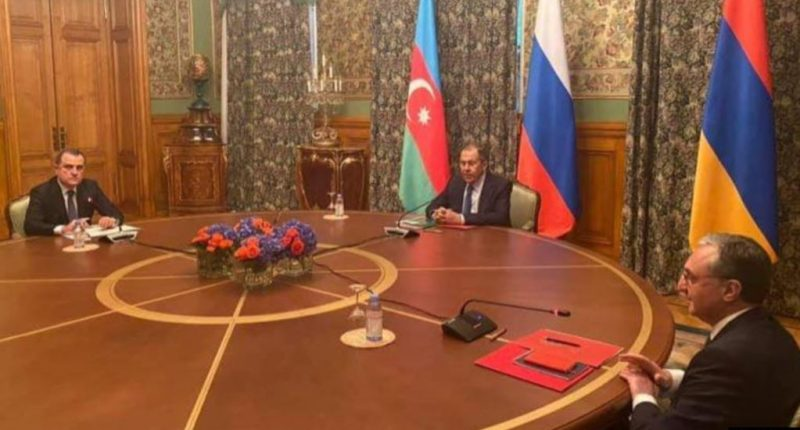 Armenia, Azerbaijan Agree to Karabakh Ceasefire • MassisPost