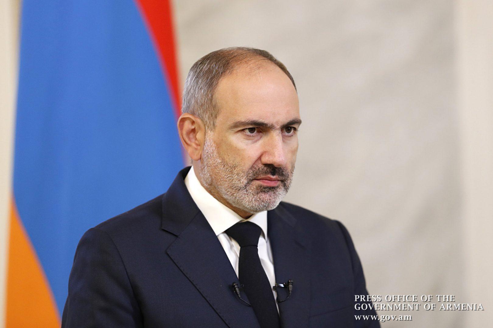 Armenian PM Announces End to Nagorno-Karabakh Hostilities