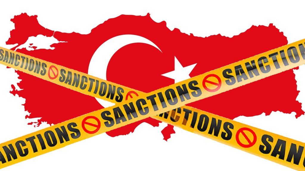 U.S. sanctions NATO ally Turkey over purchase of Russian defense system